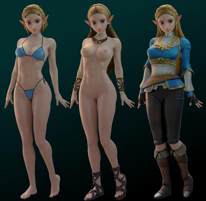 Zelda [The Legend of Zelda]