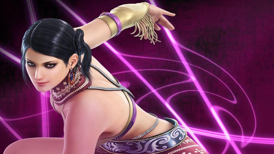 Tekken / Zafina