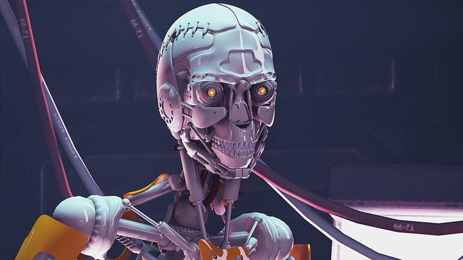 Cyber Female v4