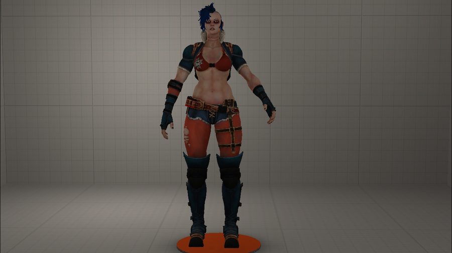 Alicia (Raiders Of The Broken Planet) aka Spacelords