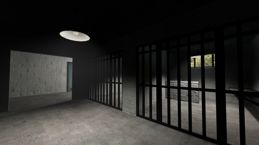 Small jail cells