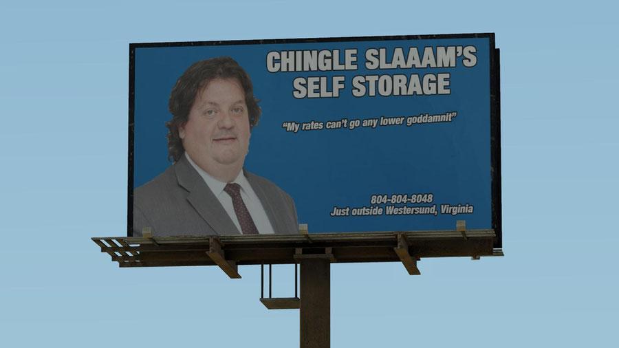 Self Storage complex