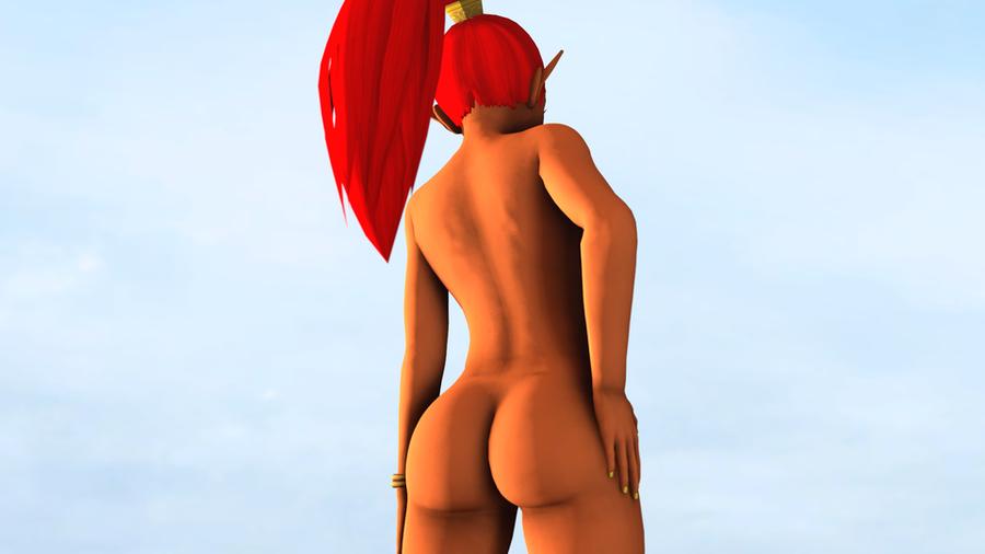 Gerudo Nude