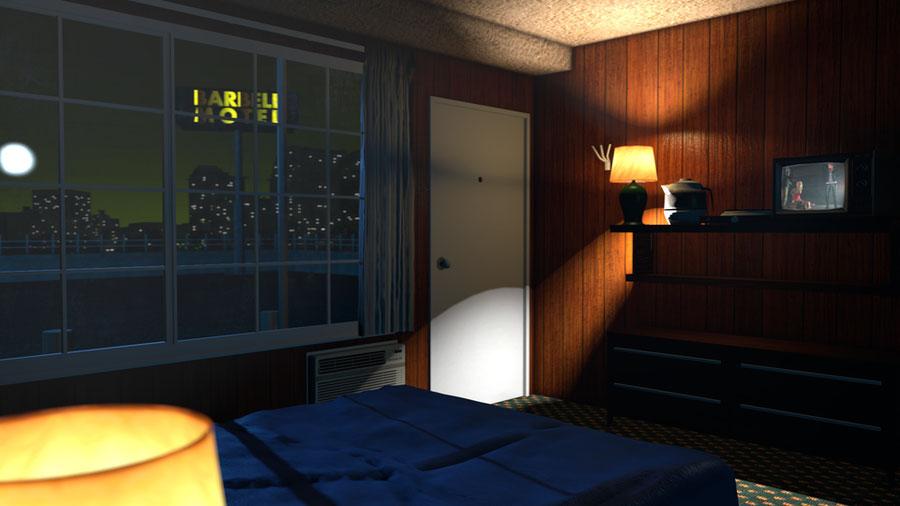 Barbell Motel Prop V1.1
