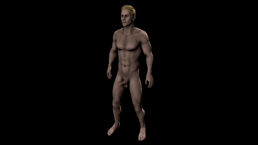 Cullen Rutherford Nude