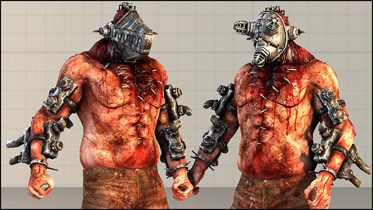 Resident Evil: Revelations 2 - Iron Head