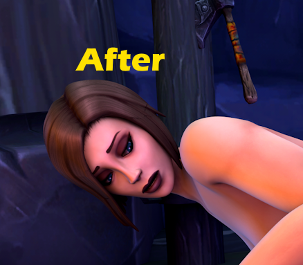 Sims Hairpack 1