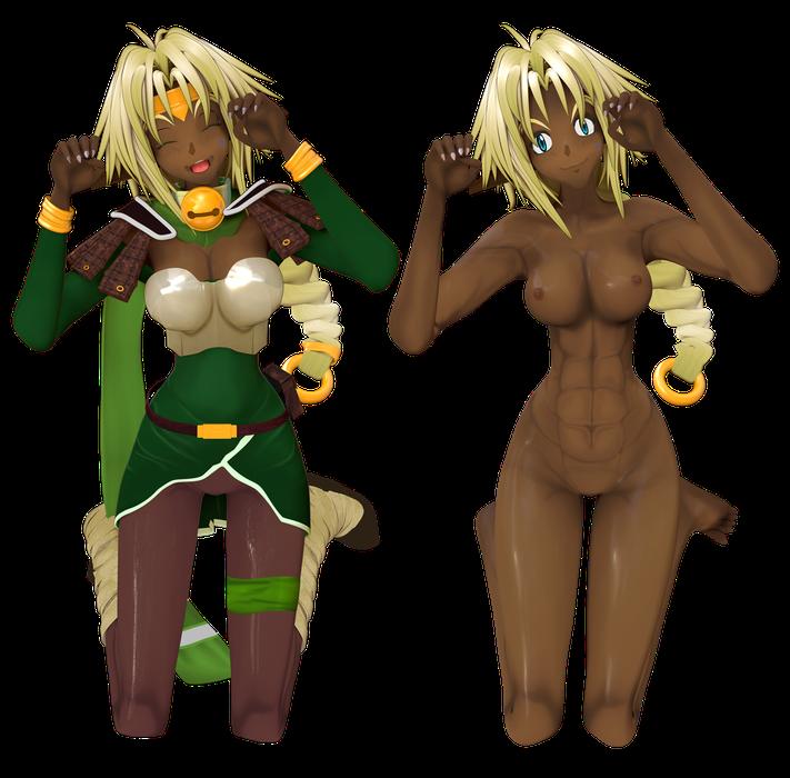 Aisha Clan Clan - Outlaw Star