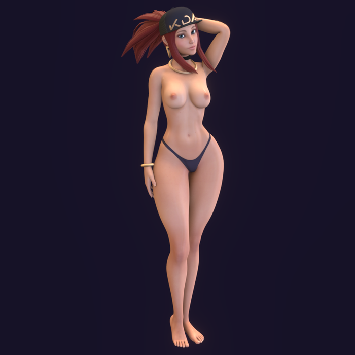 Arhoangel's Akali (League Of Legends)