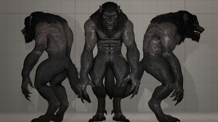 Apex Werewolf