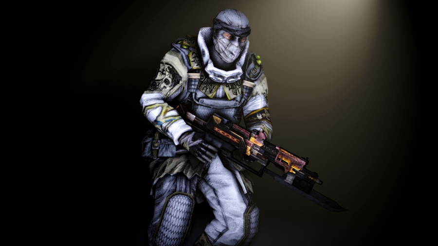 Dead Space 3 - Unitologist Fanatics