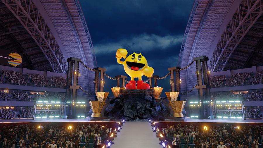 Tekken 7 Arena Stage