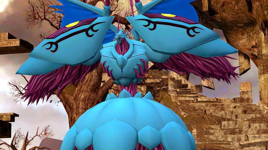 Digimon - Arkadimon