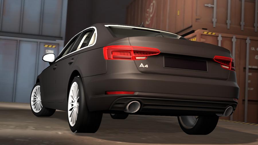 Audi A4 2017 HD
