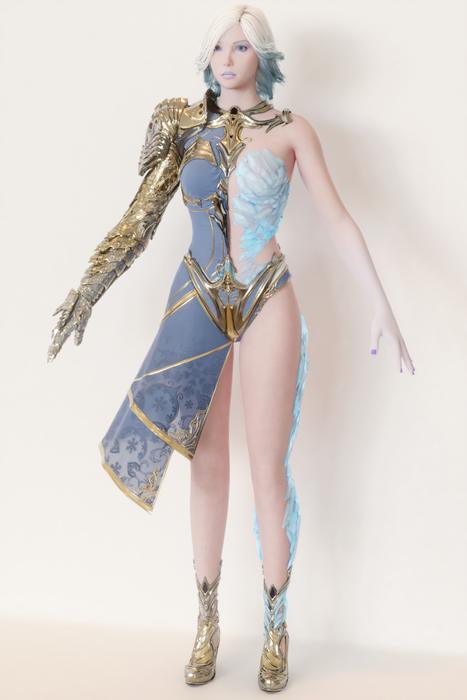 Paragon - Aurora [ Customisable ]