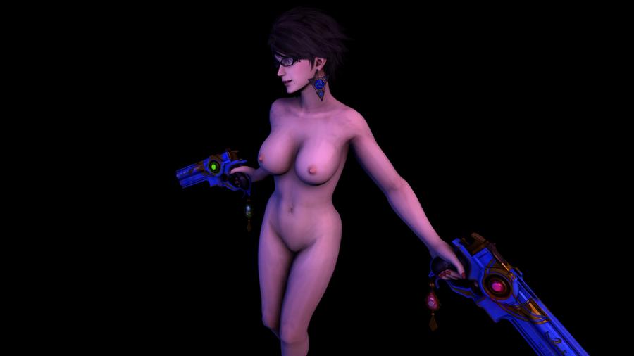 Bayonetta Casual + Nude