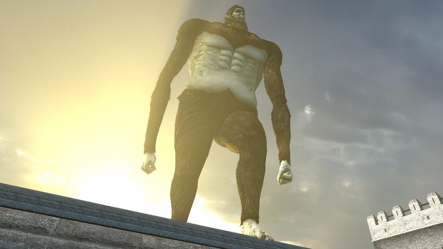 Beast Titan (Attack On Titan)
