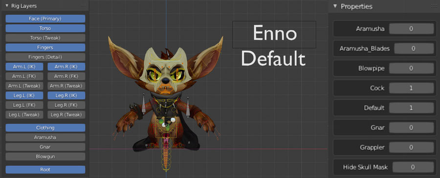 Enno (Dota Underlords)