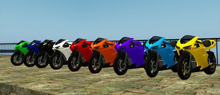 Bati Super Bike