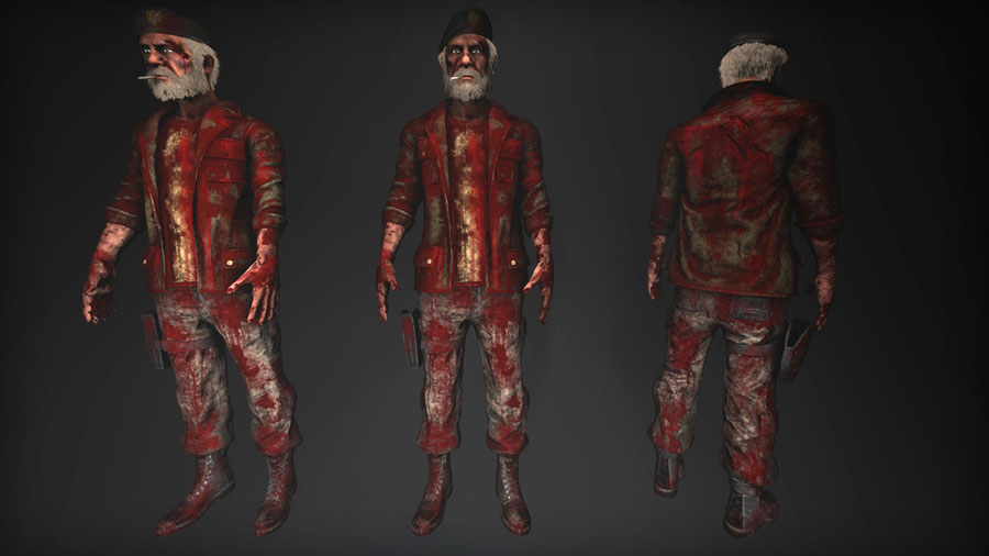 William Overbeck [Dead By Daylight]