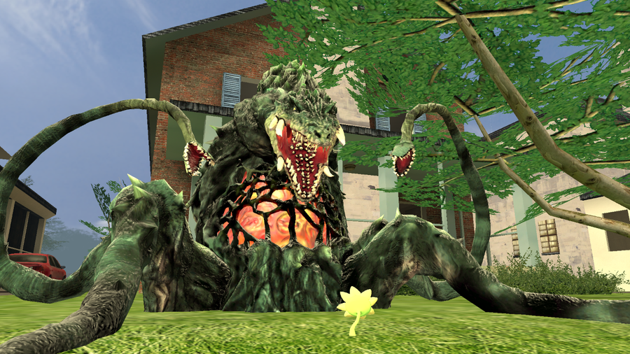 PS3/4: Biollante