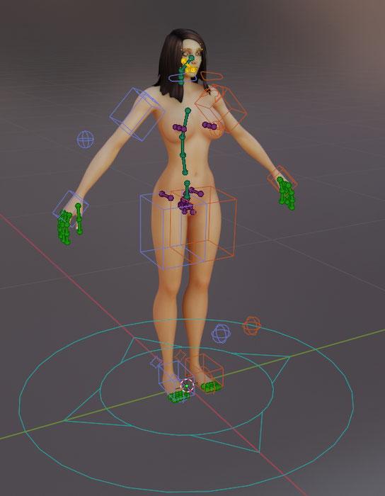 [Warcraft] Human Female (Bangfri)