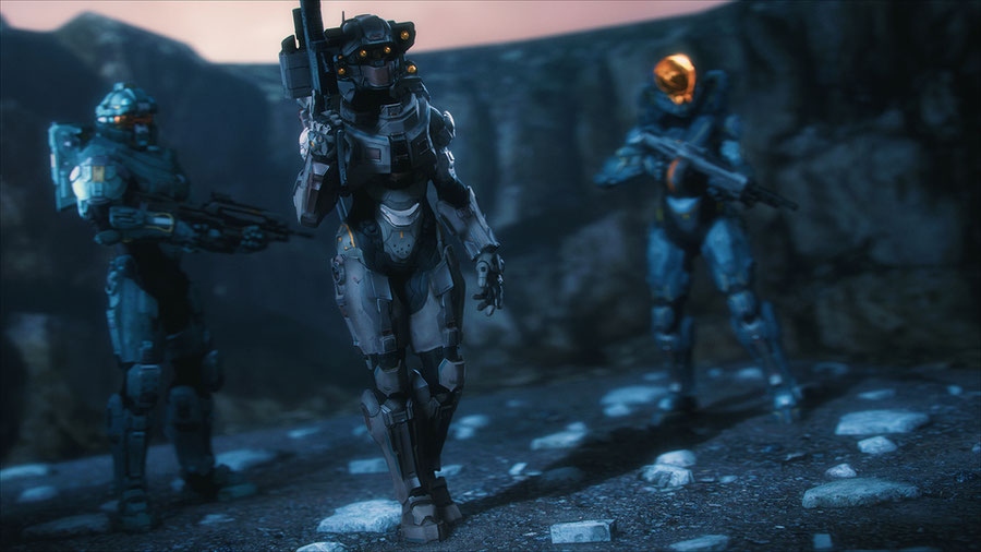 Halo 5: Guardians - Blue Team