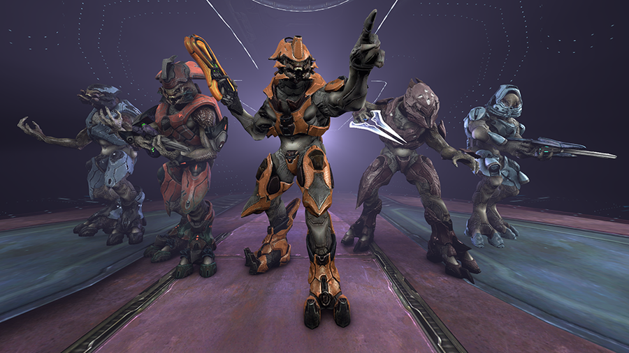 Halo 4 - Sangheili