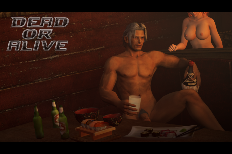 Brad Wong Nude