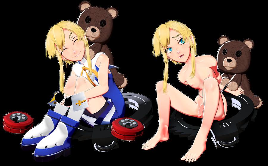 Bridget - Guilty Gear XX - Anime version