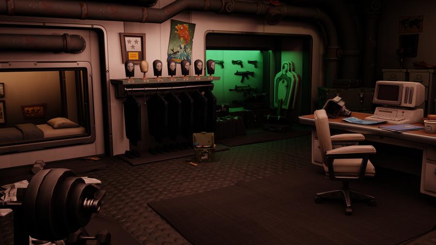 Fortnite: Brutus' Room