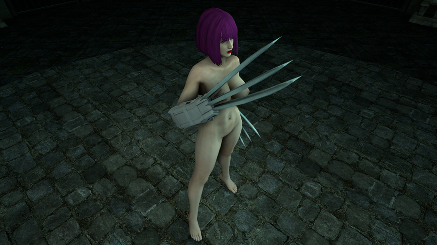 Oboro Nude (Taimanin Asagi)