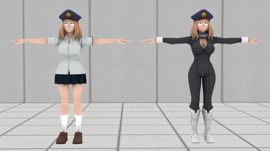My Hero Academia: Camie Utsushimi Pack