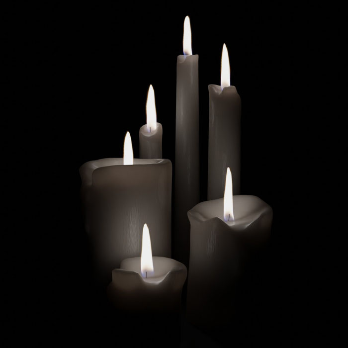 Some simple candles