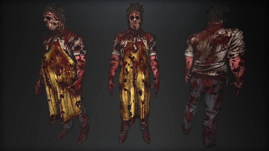 Jedidiah Sawyer [Dead By Daylight]