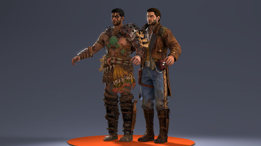 [ Call of Duty: Black Ops 4 ] Diego Necalli (2skin)