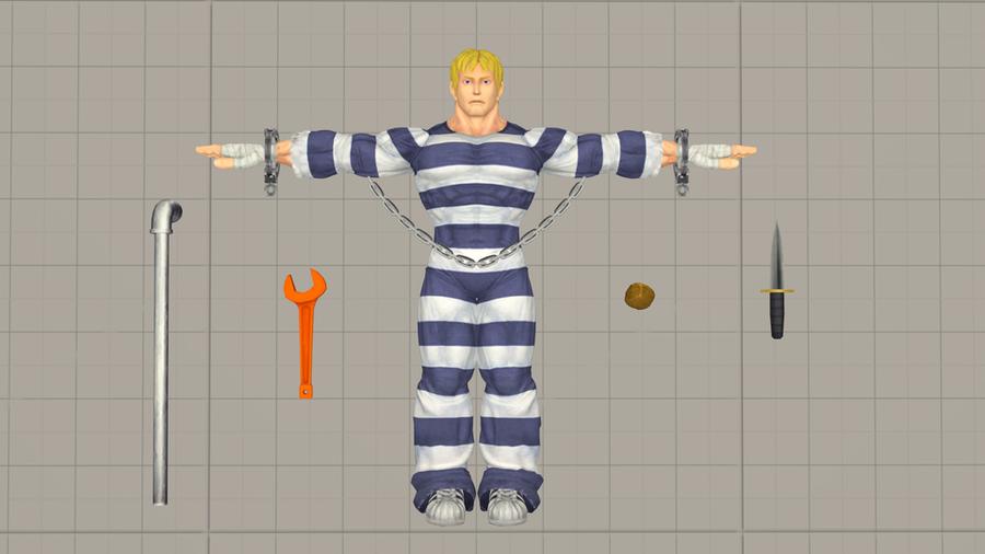 Street Fighter - Cody
