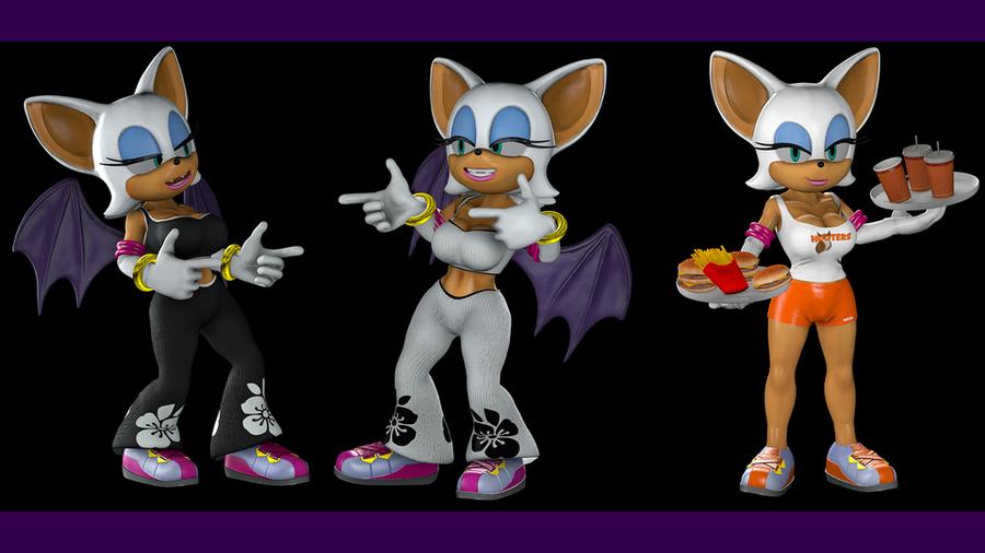 Rouge the Bat 2021 (Sonic the Hedgehog)