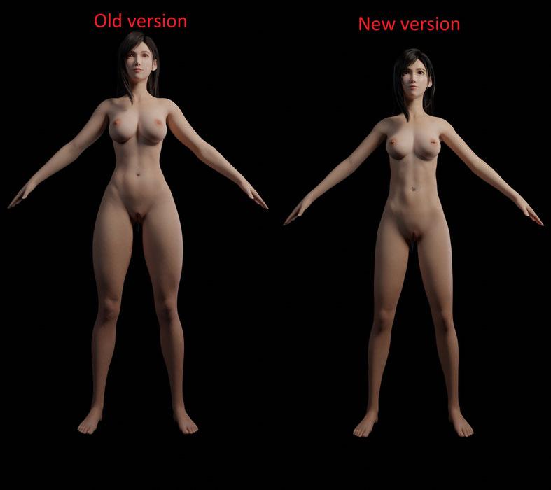 [Final Fantasy VII Remake]  Tifa Lockhart