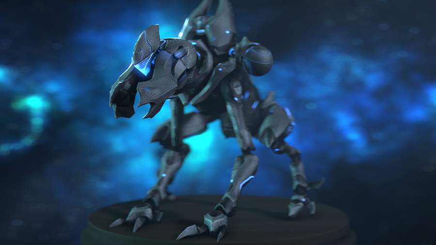 Halo 4 - Promethean Crawlers