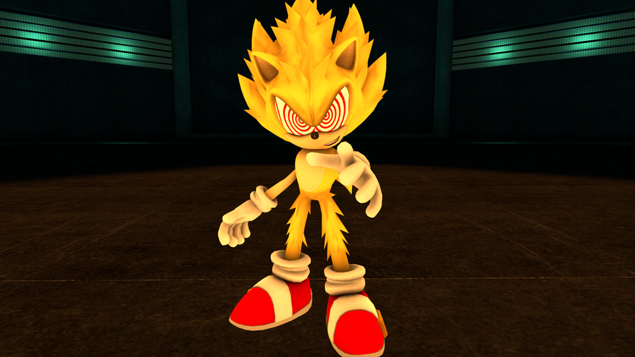 Fleetway Super Sonic