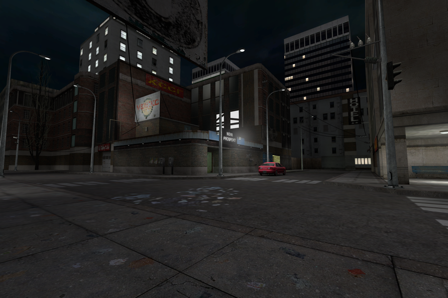 CityNight HDR
