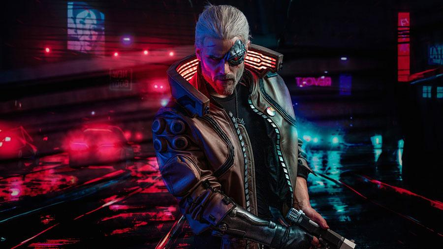 Cyberpunk 2077 female voice pack