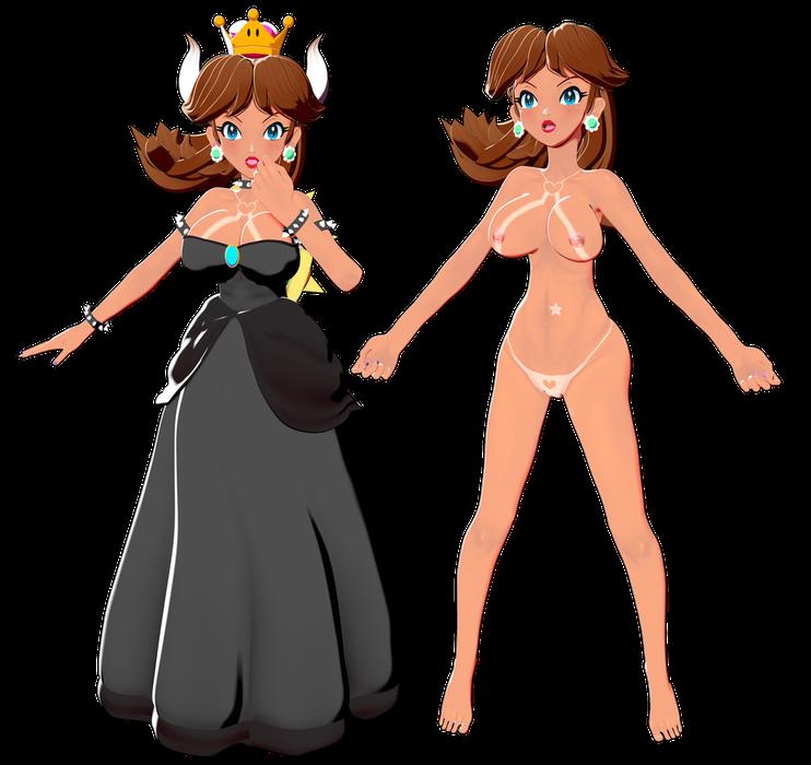 Princess Daisy - Anime version
