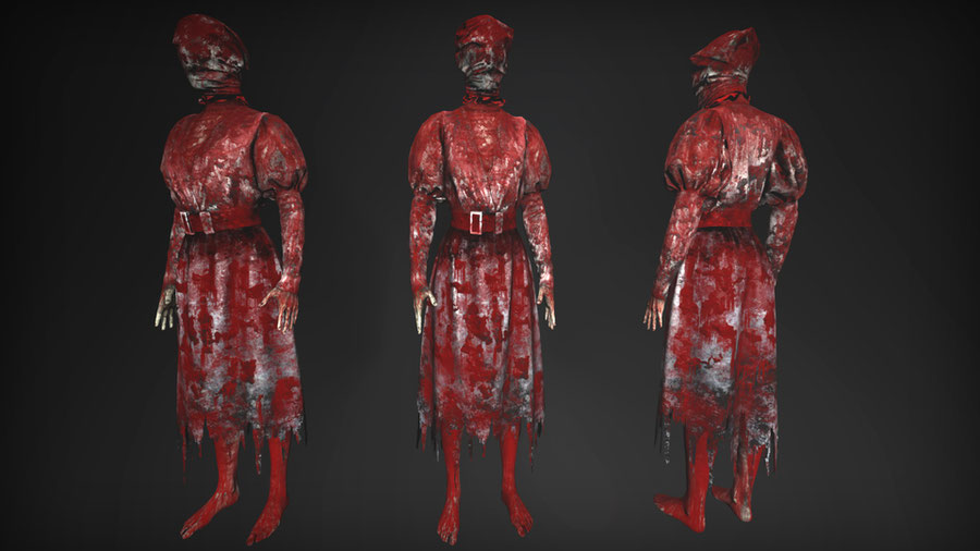 Nurse [Dead By Daylight]