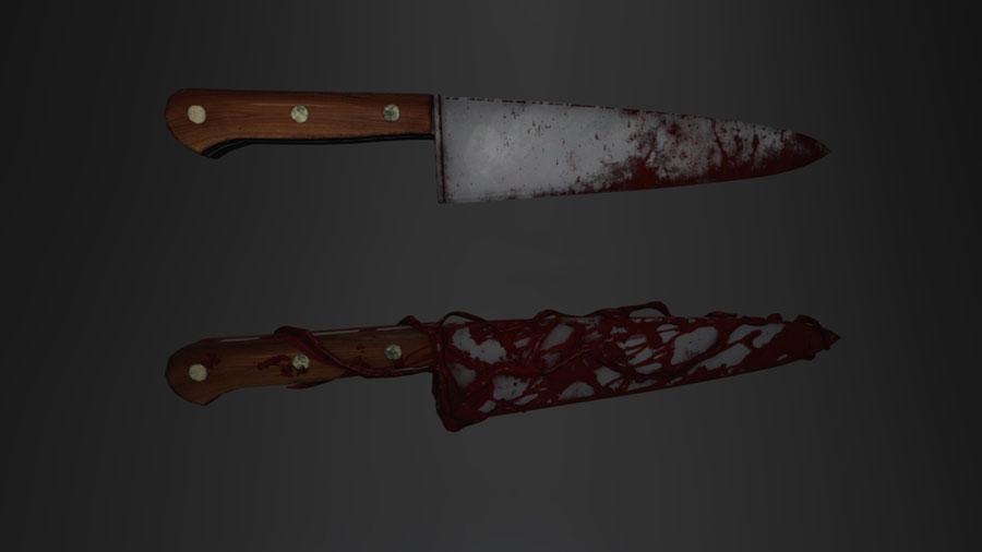 Slashers weapons [Dead By Daylight]