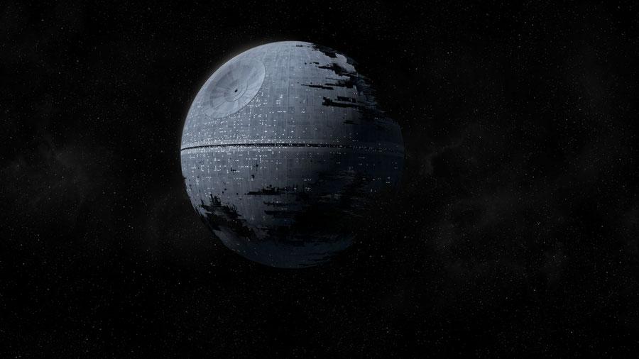Star Wars Battlefront 2 props