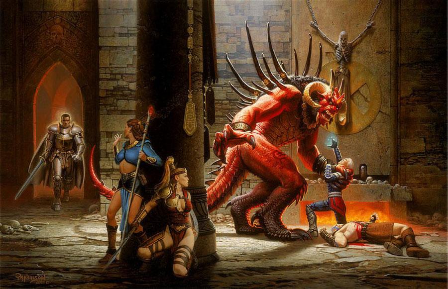 Diablo 2 sounds effects (English)