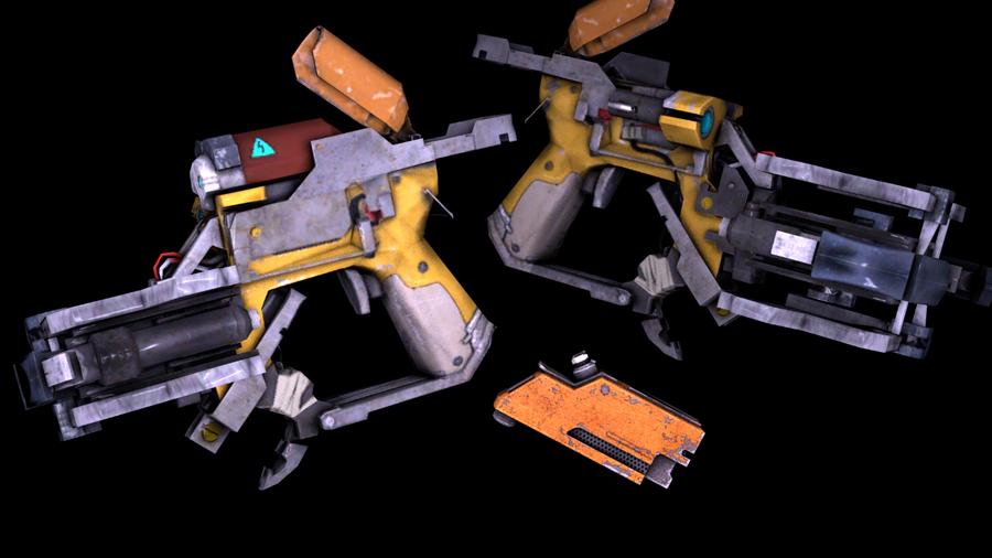 Dead Space 2 - DIY Plasma Cutter