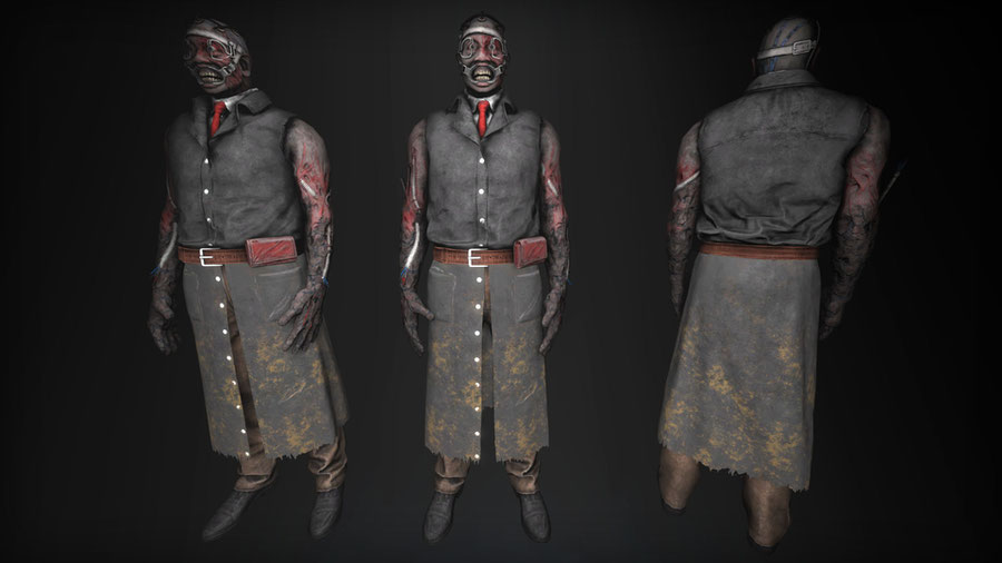 The Doctor [Dead By Daylight]